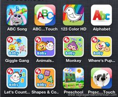 best iphone and ipad apps for preschoolers