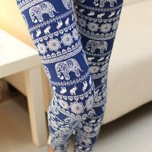 Cheap leggings tops, Buy Quality leggings shiny directly from China leggings jumpsuit Suppliers: 2015 new fashion elephant carved women's legging Punk Women Leggings Women Mid Leggings Hot Sale Real Points Cotton Teen Leggings, Cheap Leggings, Floral Leggings, Tops For Leggings, Elephant Leggings, Punk Women, Elephant Print, Silk Fabric, Spring Summer Fashion