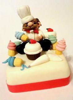 The Cake Artist Gurgaon : Chubby Chef s @Dulces Tentaciones En Aguadilla @Julia ...