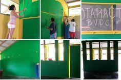 Rotaract Paints Mount Carmel