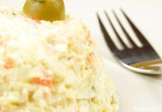 Úžasný cuketový šalát Soups And Stews, Pasta Salad, Salad Recipes, Potato Salad, Mashed Potatoes, Side Dishes, Salads, Good Food, Food And Drink