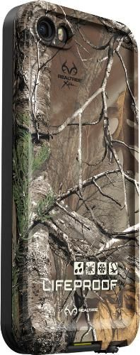 Realtree Xtra and Xtra Green camouflage pattern for LifeProof fre for iPhone 5 and iPhone 5s(PRNewsFoto/LifeProof)