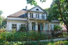 Manor Houses, Old Houses, This Old House, Chateaus, Abandoned Castles, Poland, Interior And Exterior, Buildings, Beautiful Places