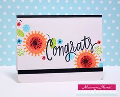 Maureen Merritt forThe Perfect Reason SOA collection release featuring the Perfect Reason and You Did It stamp sets.