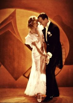 "Fred Astaire & Ginger Rogers ~ ""Flying Down to Rio"" 1933..."