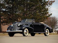 Cadillac Fleetwood Seventy-Five Convertible Coupe (7567) '1940