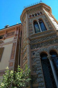 Sanremo (IM) Villa Nobel
