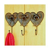 These coat hooks would look great in the hallway of a country home   http://www.wigleydiy.co.uk/store/category/6/74/Garden-Living/Home-Decor/