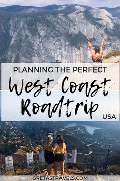 USA West Coast Road Trip Itinerary: 6 Places You Must Visit Planning a USA West Coast road trip? Check out his ultimate road trip guide, listing the best 6 places to visit in the United States West Coast that cannot miss from your road trip itinerary! West Coast Road Trip, Us Road Trip, Tahiti, Road Trip Destinations, Travel Usa, Travel Info, Travel Tips, Canada Travel, Travel Advice