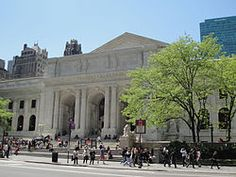 New York Public Library Main Branch - New York City