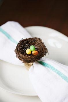 8 Easy DIY Easter Napkin Rings To Make !