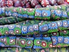 1800s Venetian Glass Beads - Yahoo Image Search Results