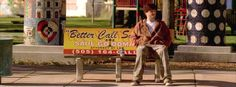Badger, waiting for a buy. #BreakingBad #FacebookCover
