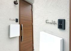 施工写真 Signage, Tall Cabinet Storage, Furniture, Home Decor, Decoration Home, Room Decor, Billboard, Home Furnishings, Home Interior Design