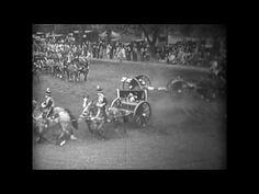 KINGS TROPP ROYAL HORSE ARTILLERY 1950 BW SOUND