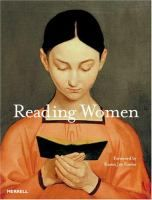 book cover: Reading Women by Stefan Bollmann