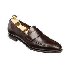 Bark Loafers-Shoes Mens Brown