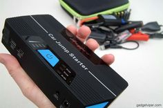 Awesome gadget for your car - The AnyPro car jump starter, laptop, tablet and phone charger