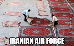 Iranian Air Force - 9GAG