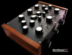 Discotheque N77 Rotary Mixer - Wave Music Community Board