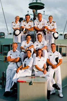 Sea Patrol - Season 4 Cast