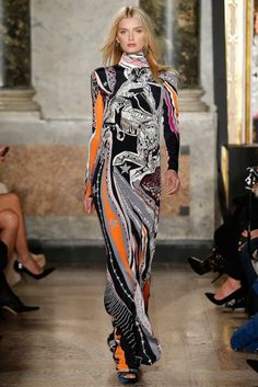 Emilio Pucci Herfst/Winter 2015-16 (57) - Shows - Fashion