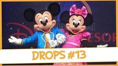 DROPS #13: NOVAS LOJAS DISNEY SPRINGS, NOVO MICKEY E NOVA MONTANHA-RUSSA...