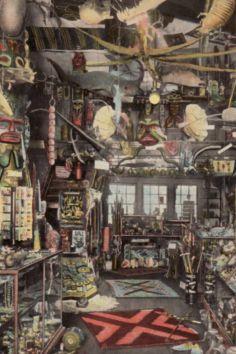 Ye Olde Curiosity Shop - Seattle, WA