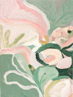 The Edition Gallery — Laura Gee Painting Inspiration, Art Inspo, Maya, Flower Art, Illustration Art, Illustrations, Photo Art, Art Projects, Abstract Art