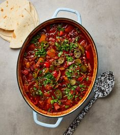Meera Sodha's vegan recipe for oven-baked chilli | Vegan food and drink | The Guardian
