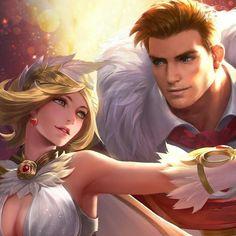 Tel'Annas ❤ Athur Fantasy Characters, Fictional Characters, Mobile Legends, Kuroko, Mobiles, Avatar, Anime Art, Anna, Princess Zelda