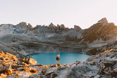 On the road for almost eight months of the year, Madrid-born, French photographer Alex Strohl has made adventuring to the far-flung, scenic spots of the globe his full-time job. Places To Travel, Places To See, Montana, Places In Switzerland, Best Hikes, Months In A Year, Travel Inspiration, Travel Ideas, Design Inspiration