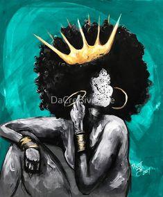 Naturally Queen VI TEAL