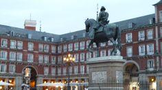 La gran plaza de Madrid 2013