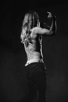 Jared's cute little butt
