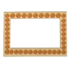 OM Mantra Frame Magnetic Picture Frame