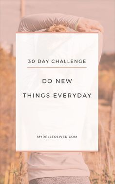 30 Day challenge: Do new things everyday Important Life Lessons, Night Routine, Depression Treatment, Self Care Routine, How To Wake Up Early, 30 Day Challenge, New Things To Learn, Stress Management, Best Self