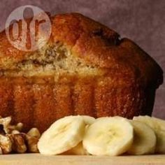 El mejor budín de bananas @ allrecipes.com.ar
