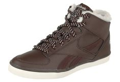 c4da5ad2870ae6 Femmes Reebok Classic High-Top Hiver-Chaussures Chaudes Sneaker Doublure  Cuir Taille EUREnd Date  It Now for…