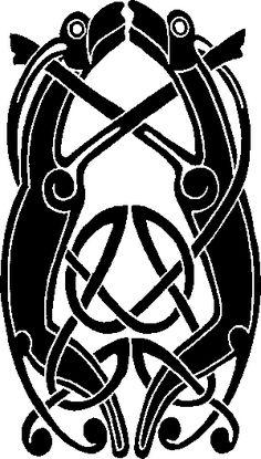 Viking Art Styles - Jellinge