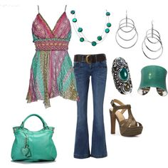"""""""Green!!!!"""" by calyson on Polyvore"""