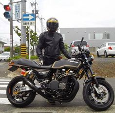 Old school ghost rider