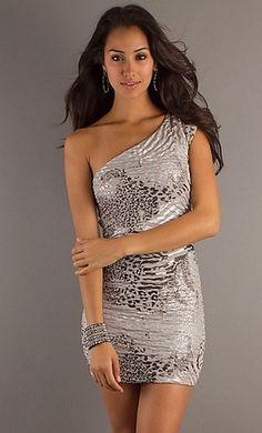 vestidos de fiesta color plata - Buscar con Google