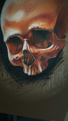 Orage skull