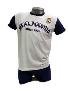 Tienda on-line con los Pijamas Oficiales del REAL MADRID para hombre.  Producto con 965a2851b9966