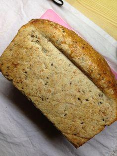 -dette brødet må være det som har tatt lengst tid å lage av de jeg har prøvd. Men SÅ verdt det!He...