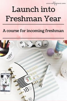 Are you a high school student or incoming freshman who is ready to stop worrying about college and start preparing? If so, this course is perfect for you!