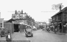 Photo of Purley, The High Street from Francis Frith Croydon, Old Photos, Street View, Old Pictures, Vintage Photos