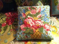 Kaffe Fassett Needlepoint Kits | Confessions of an Oxfordshire stitcher