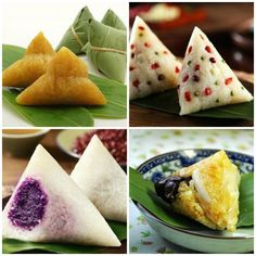 Sweet Zongzi. Wow There are so Many Ways to Celebrate the Dragon Boat Festival! http://www.visiontimes.com/2015/06/20/wow-there-are-so-many-ways-to-celebrate-the-dragon-boat-festival.html